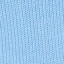 Mens Crew Neck Sweaters: Golf Blue Chaps Striped Crew Neck Sweater