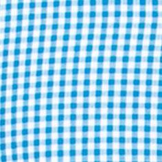 Chaps Men Sale: Crayon Blue Chaps Gingham Poplin Shirt