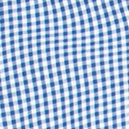 Chaps Men Sale: Dark Teal Chaps Gingham Poplin Shirt