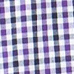 Chaps Men Sale: Vista Purple Chaps Gingham Poplin Shirt