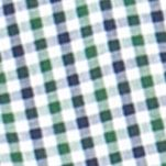Chaps Men Sale: English Green Chaps Gingham Poplin Shirt