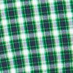 Trends: Plaid: Ultra Green Chaps Checked Poplin Shirt