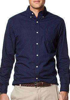 Chaps Printed Cotton Shirt