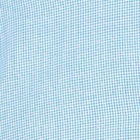 Chaps Men Sale: Crayon Blue Chaps Houndstooth Poplin Shirt