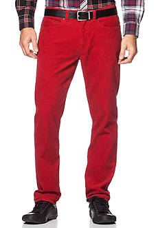 Chaps Straight-Fit Corduroy 5-Pocket Pant