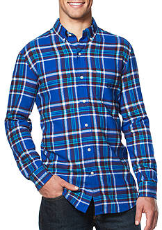 Chaps Plaid Flannel Shirt