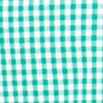 Chaps Men Sale: Astro Green Chaps Gingham Stretch-Poplin Shirt
