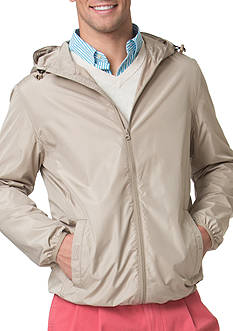 Chaps Packable Full-Zip Jacket