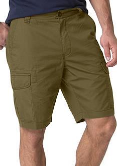 Chaps Cotton Ripstop Cargo Shorts
