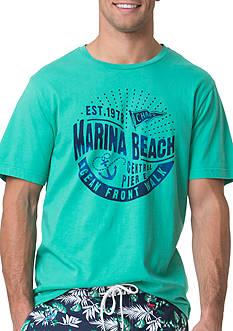 Chaps Cotton Jersey Graphic T-Shirt