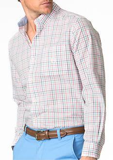 Chaps Tattersall Poplin Shirt