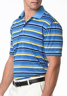 Chaps Striped Jersey Polo Shirt