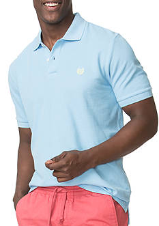 Chaps Stretch Pique Polo Shirt