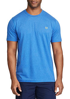 Chaps Short Sleeve Cotton Jersey Crew Neck Tee