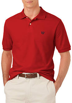 Chaps Big & Tall Heritage Polo
