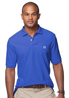 Chaps Big & Tall Piqu Polo Shirt