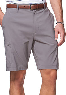 Chaps Big & Tall Golf Cargo Shorts
