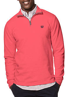 Chaps Big & Tall Cotton-Blend Pullover