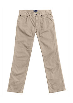Chaps Big & Tall Straight-Fit 5-Pocket Pants