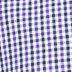 Chaps Big & Tall Sale: Vista Purple Chaps Big & Tall Gingham Poplin Shirt
