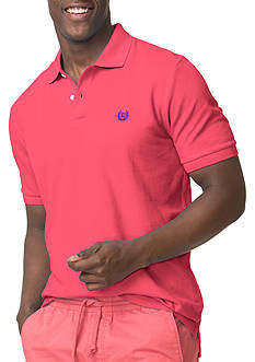 Chaps Big & Tall Pique Polo Shirt