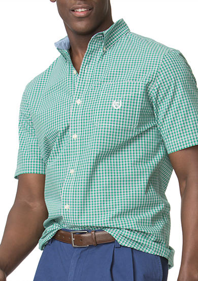 Mens big and tall casual shirts belk for Big and tall casual shirts