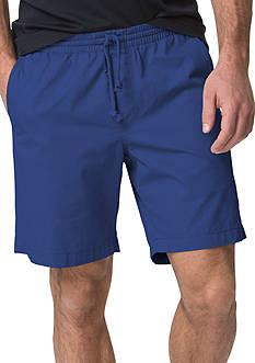 Chaps Big & Tall Twill Drawstring Shorts