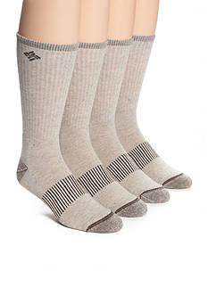 Columbia Crew Socks - 4 Pack