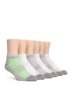 Columbia Athletic Low Cut Socks - 6 Pack