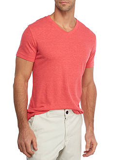 Red Camel® Basic Gnarly V- Neck Tee Shirt