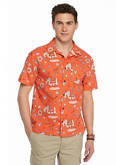 Chip & Pepper CALIFORNIA Tossed Bali Camp Woven Shirt
