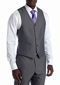 Savile Row Suit Separate Gray Vest