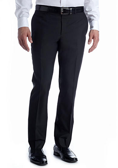 Savile Row Solid Suit Separate Pants