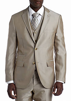 Savile Row Slim Tan Suit Separate Coat