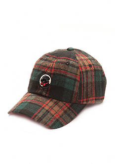 Southern Proper Wool Plaid Frat Hat