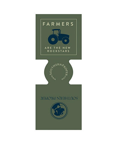 Southern Proper Farmers Are The New Rockstars Coozie