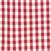 Men: Southern Proper Casual Shirts: Red Southern Proper Gingham Goal Line Woven Shirt