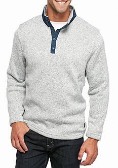 Southern Proper Getty Fleece Pullover Shirt