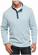 Southern Proper Getty Fleece Pullover Shirt