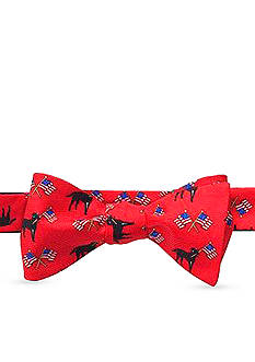Southern Proper Labs & Flags Bow Tie