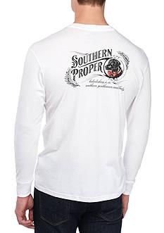 Southern Proper Long Sleeve Haberdashery Shirt