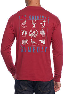 Southern Proper Long Sleeve Original Gameday Graphic Tee