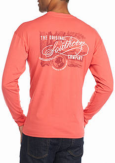 Southern Proper Long Sleeve Original Southern Co. Graphic Tee
