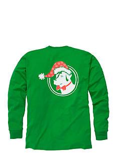 Southern Proper Long Sleeve Santa Lab Shirt