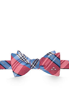 Southern Proper Red Cotton Bow Tie
