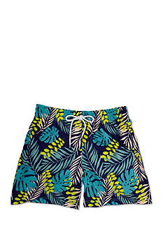 Southern Proper Palm Swim Shorts
