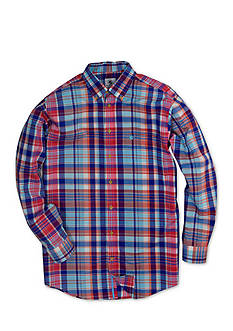 Southern Proper Long Sleeve Weekend Plaid Shirt