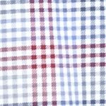 Men: Southern Proper Casual Shirts: Red/Blue Southern Proper Plaid Goal Line Shirt