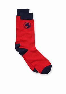Southern Proper Southern Motif Socks