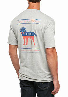 Southern Proper Short Sleeve Party Animal Graphic Tee